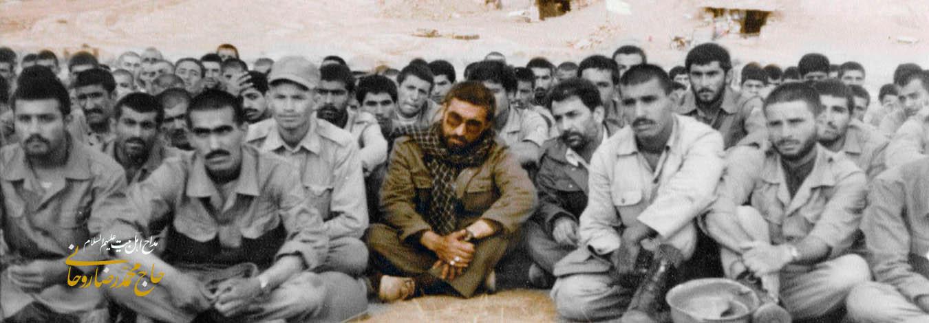 دانلود مدّاحی محمد رضا روحانی به نام مرغ دلم پر میزند..